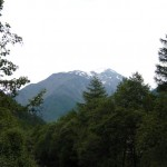 Schöne-Berglandschaft